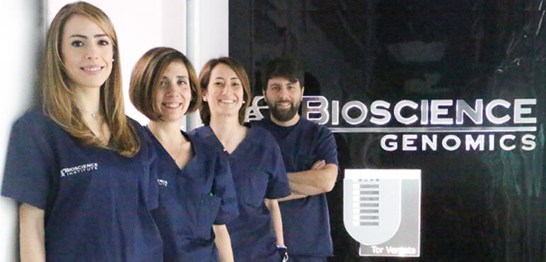 The Group - Bioscience Institute