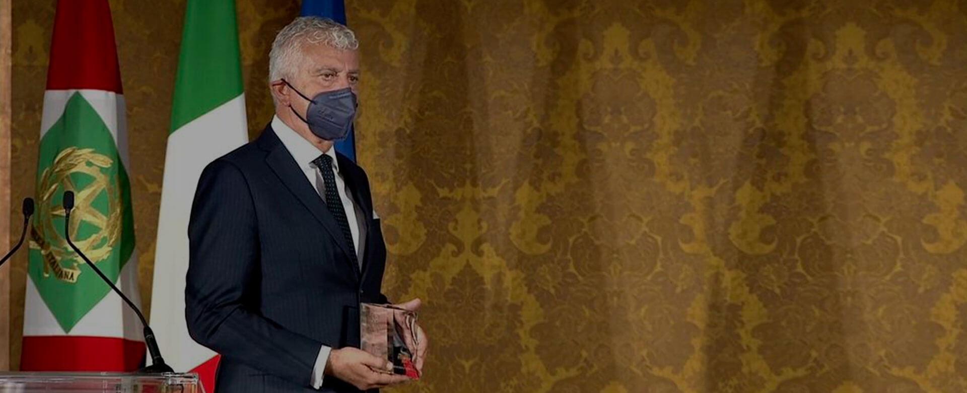 "Innovation, Bioscience Genomics winner of the Special Prize ""Leonardo Startup"""